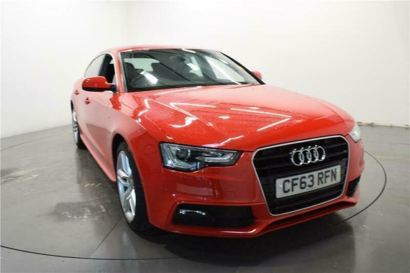 Audi A5 2.0 TDI 150 S Line 5dr Multitronic 5 Seat | in ...