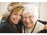 Companion to an older person (CAREGiver)