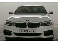 2019 BMW 530E 2.0 M Sport Auto Saloon Automatic