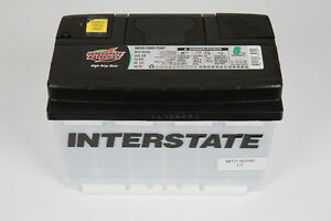 Interstate Group 48 / H6 AGM Car Battery for BMW, VW, Mercedes