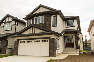 West Edmonton Home with Backyard Privacy