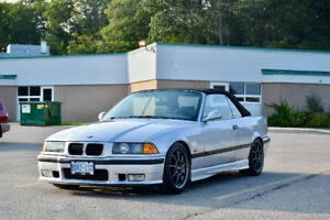 1999 BMW M3 E36 Convertible 5 Speed!