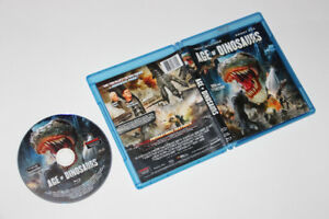BLURAY-AGE OF DINOSAURS-FILM/MOVIE (C021)