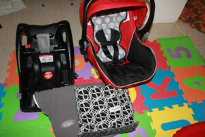 Car seat for infant