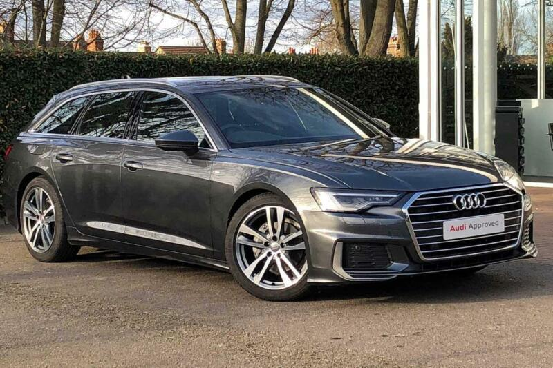 2018 Audi A6 Avant S Line 40 Tdi 204 Ps S Tronic Diesel Grey Semi Auto In Hitchin Hertfordshire Gumtree