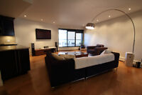 Fully Renovated and Furnished Downtown Oliver Condo for Rent