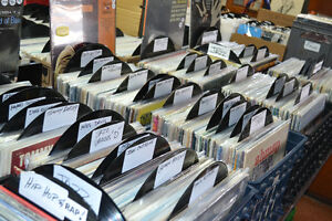 1000s OF CLEAN RECORDS ONLY $1 each.7 for $5! VINTAGE USED  LP'S Windsor Region Ontario image 2