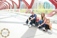 **** AFFORDABLE PHOTOGRAPHY SESSIONS  IN CALGARY *****