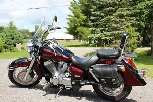 Honda Shadow 750 Mint Condition