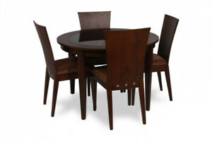 DINING SET TABLE + 4 CHAIRS