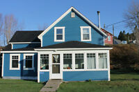 8560 Main Street House for Sale, Alma, Fundy National Park