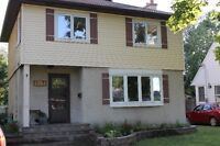 Renovated 3 Bedroom home for rent - close to downtown
