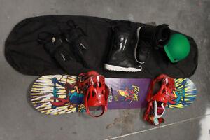 Snowboard Lot!