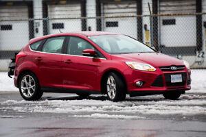 Great Condition 2012 Ford Focus SEL - Still Under Warranty