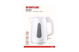 Status Kettle Brand New White