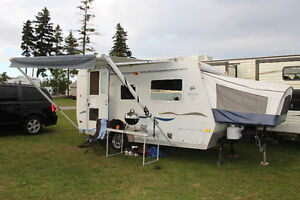 For Rent - 17' Hybrid Camping Trailer
