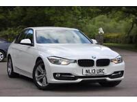2013 BMW 3 SERIES 320D SPORT SALOON DIESEL