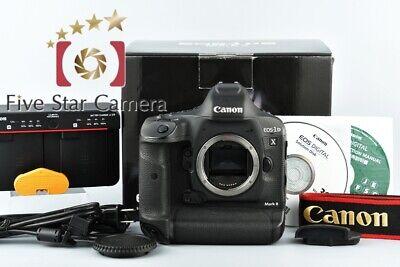 Excellent!! Canon EOS-1DX Mark II 20.2 MP Digital SLR Camera