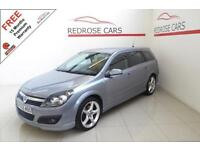 2006 56 VAUXHALL ASTRA 1.8 SRI WITH XP 5D 140 BHP