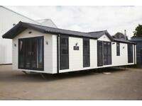 Carabuild Signature Deluxe 14 ft wide mini lodge