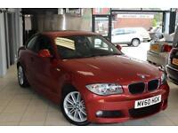 2010 60 BMW 1 SERIES 2.0 120D M SPORT 2D 175 BHP DIESEL