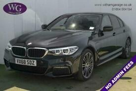 image for 2018 68 BMW 5 SERIES 2.0 530E M SPORT 4D 249 BHP