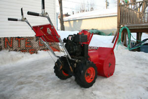 MTD snowflite 5/24 snowblower