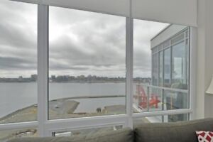 CITY VIEW 2BR!! MOVE IN READY!! KINGS WHARF DOWNTOWN DARTMOUTH!!