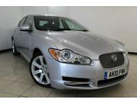 2010 10 JAGUAR XF 3.0 V6 LUXURY 4DR AUTOMATIC 240 BHP DIESEL
