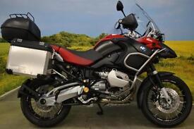 BMW R1200GS 2008 ** ENGINE BARS, PANNIERS, FSH, ABS **