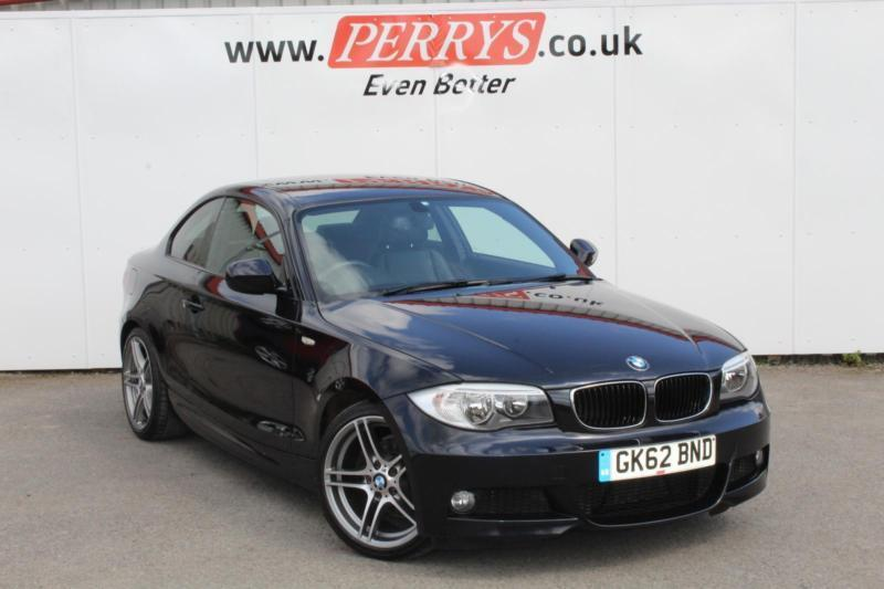 2012 BMW 1 SERIES 118d Sport Plus Edition 2dr