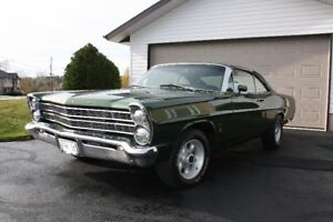 1967 FORD GALAXIE 2DR. SPORTS COUPE