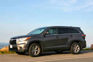2014 Toyota Highlander LE AWD with Convenience Package