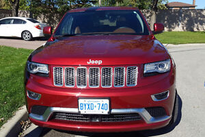2015 Jeep Grand Cherokee Summit SUV, Crossover