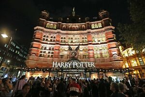 Harry Potter and the cursed child West Island Greater Montréal image 1