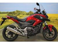 Honda NC750 2014 **ABS, H.I.S.S, HEATED GRIPS, CENTRE STAND, HPI CLEAR**