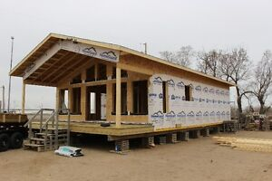 1040 SqFt Ready to Move Cabin for Sale with Covered Deck