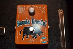 clean booster pedal BBE  Boosta Grande West Island Greater Montréal image 1