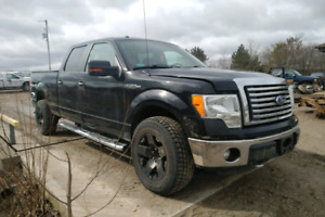 HM CORES WOODSTOCK Parting OUT 2011 F150 crew 5.0L 4x4