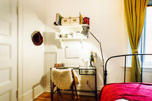 Cute Furnished Room Next to McGill: January-May