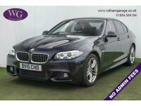 2015 15 BMW 5 SERIES 530D M SPORT 4DR STEP AUTO DIESEL