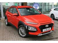 2018 Hyundai Kona 1.0T GDi Blue Drive SE 5dr Hatchback Petrol Manual