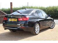 2014 64 BMW 3 SERIES 2.0 320D LUXURY 4D AUTO 184 BHP DIESEL