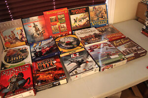 Huge selection of PC games