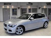 2014 64 BMW 1 SERIES 2.0 120D XDRIVE M SPORT 5D 181 BHP DIESEL