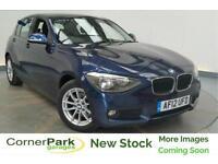2012 BMW 1 SERIES 118D SE HATCHBACK DIESEL
