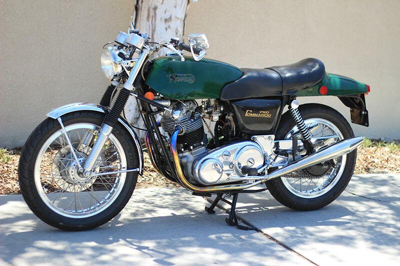 Was ist wichtig bei der Reparatur von Oldtimer-Motorrädern von Norton?