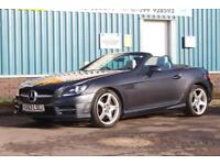 2013 MERCEDES SLK 250 2.1 CDI 204 BHP BLUEEFFICIENCY AMG SPORT DSG AUTOMATIC CON