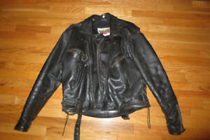 Motorcycle Joe Rocket Leather Jacket