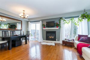 BEAUTIFL OASIS IN THE HEART OF EMERALD MEADOWS/KANATA
